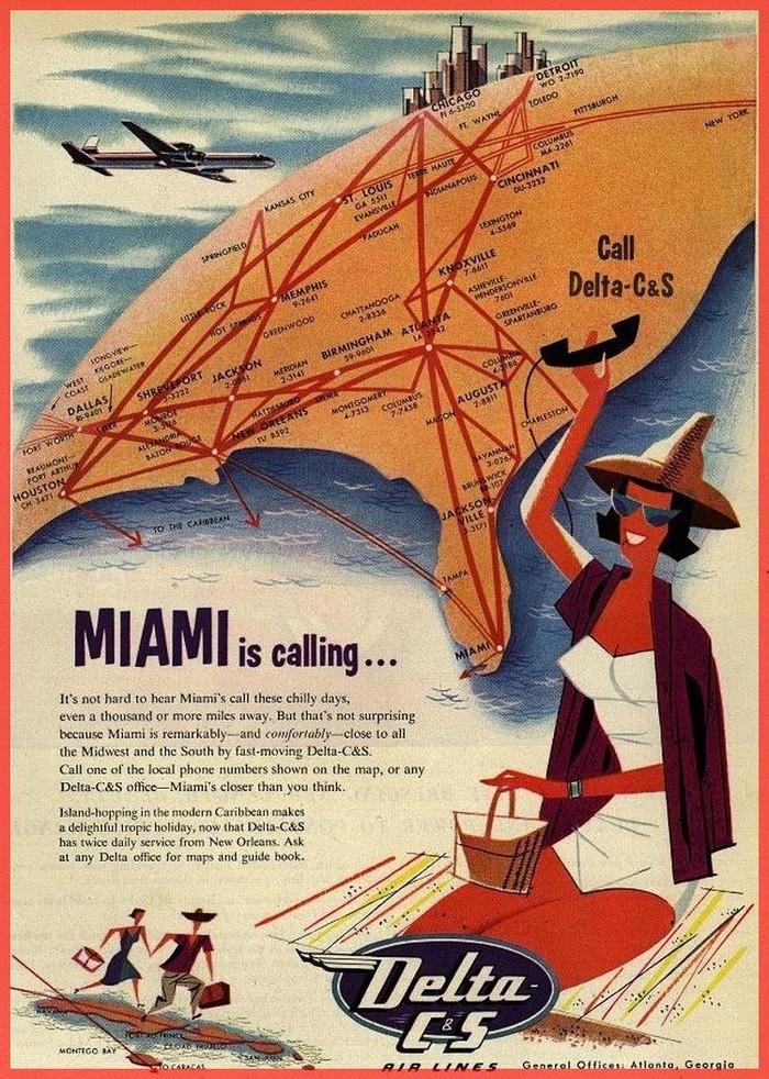 Miami calling POST