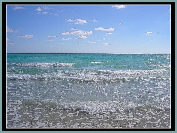 Ocean at South Beach