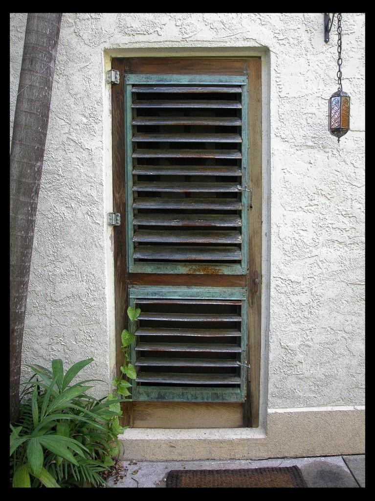 7 Vintage Florida Door